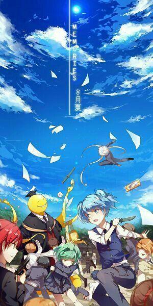 Fondos de Pantalla Anime ヽ(^o^ )^_^ )ノ  - Asesination Classroom