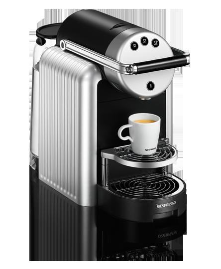 Zenius Coffee Machine Nespresso USA Nespresso