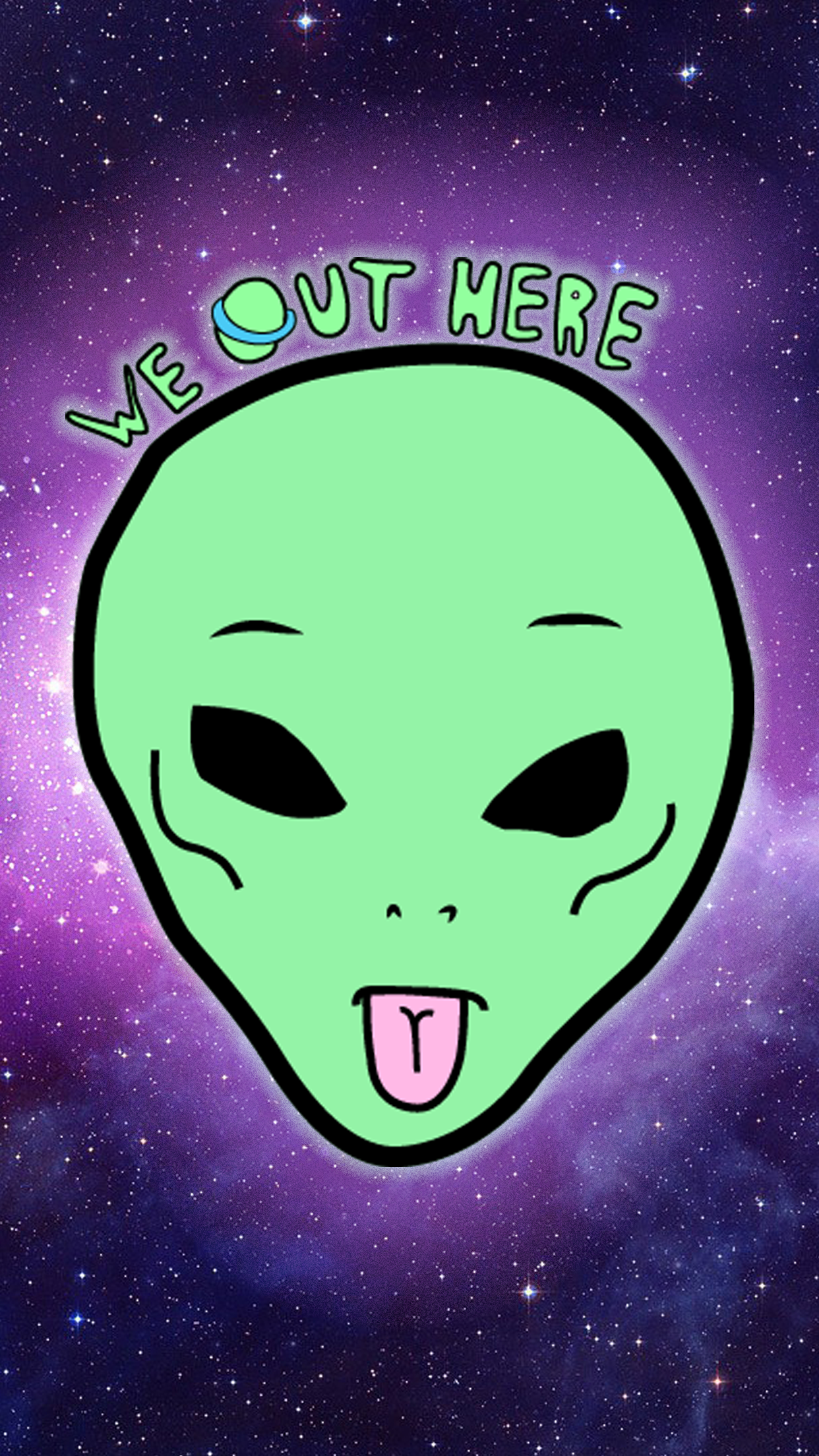 Alien iphone wallpaper tumblr - Rip N Dip Iphone Wallpaper