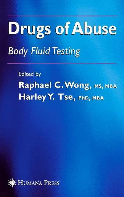 Drugs Of Abuse: Body Fluid Testing