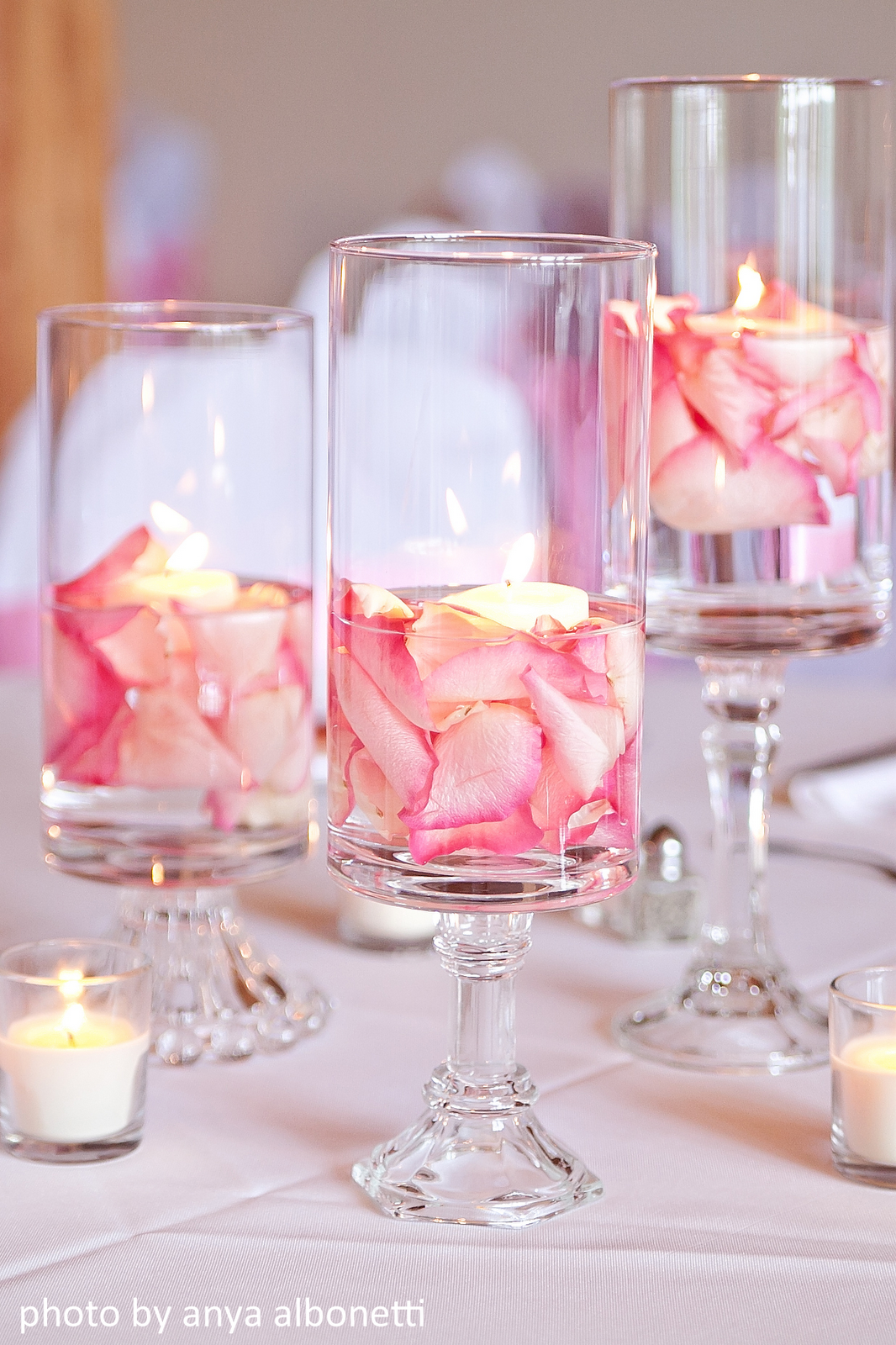 Easy and cheap wedding centerpieces google search barb and jr