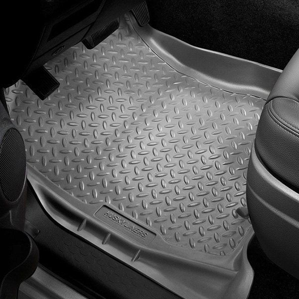 Husky 31402 Classic Style Floor Liners 1st Row Husky Liners Floor Liners Ford Expedition