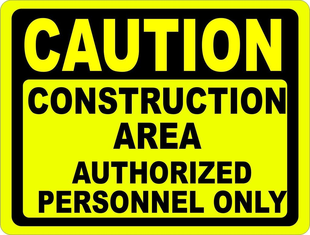 construction zone This printable sign warns of a construction zone in this place free to download and print.