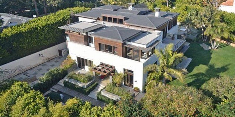 Matt Damon S Pacific Palisades Mansion Is Said To Be Worth 15
