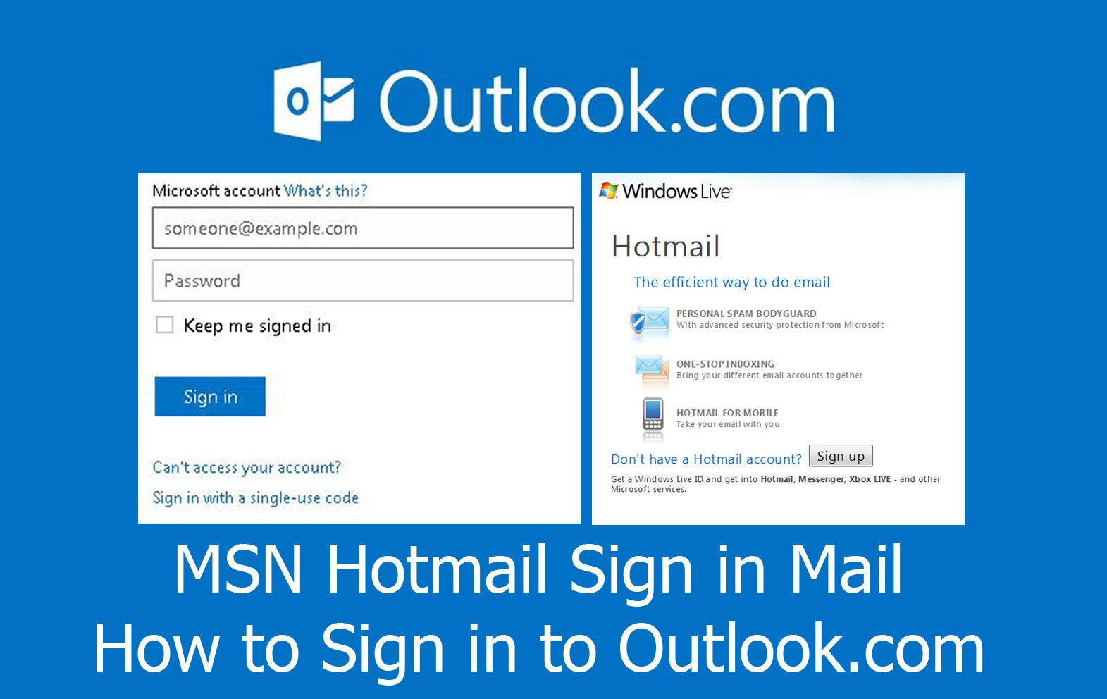 Customer Support: Detailed Guide on Adding Hotmail and Live