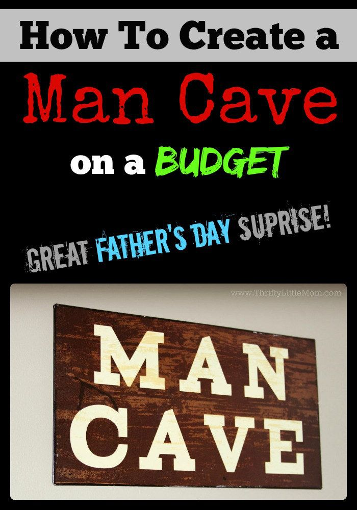 Man Cave Designs On A Budget : How to create a man cave on budget caves awesome and