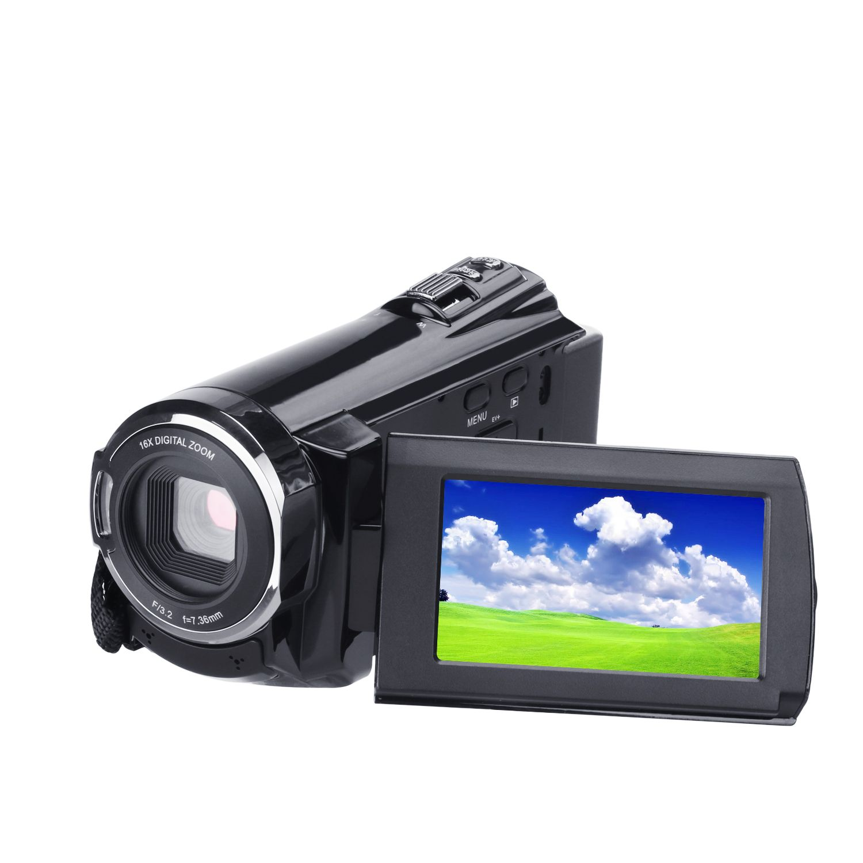 4 K digital camera 1/4 inch CMOS, 16x digital zoom,, 4 K