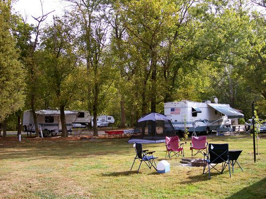 Photo: FORT BOONESBOROUGH STATE PARK | State parks ...