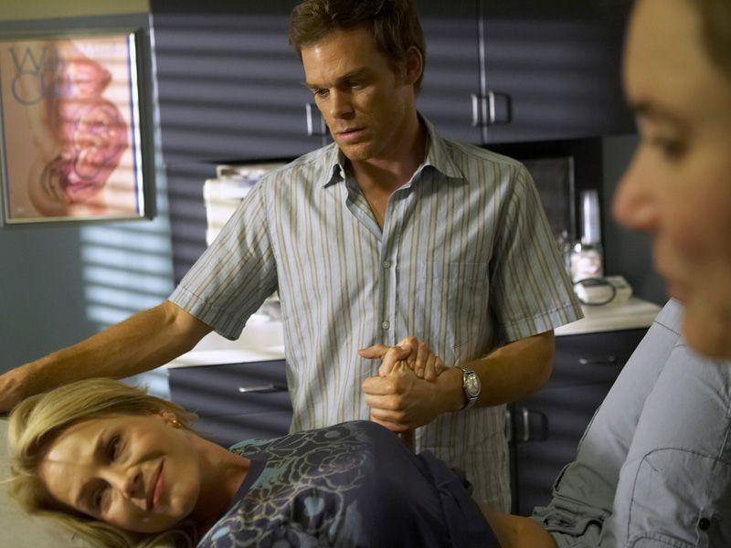Dexter Season 3 Episode 5 Turning Biminese