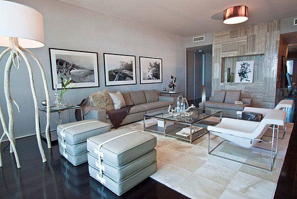 stil wohnzimmer interieur gegensatze, tree lamp! | home: modern house | pinterest | gegensatz, wohnzimmer, Ideen entwickeln