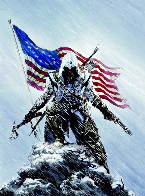 Assassin S Creed Iii We Interview Artist Alex Ross About His