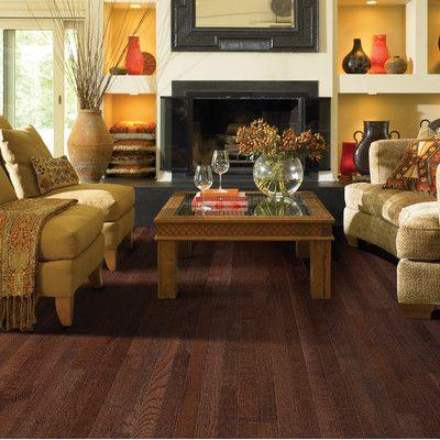 "Albero Valley Paradise 2.25"" Oak Hardwood Flooring in Breeze"