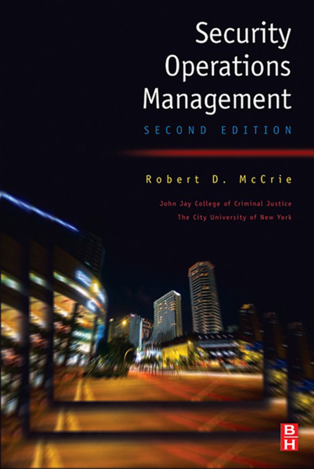 Security Operations Management (eBook) Operations