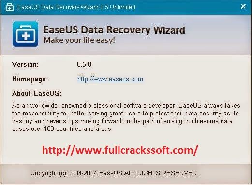 easeus data recovery wizard professional 8.6
