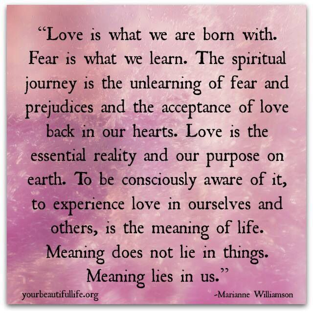 Marianne Williamson Love Quotes Fascinating Marianne Williamson Quote  Loving Kindness And Compassion