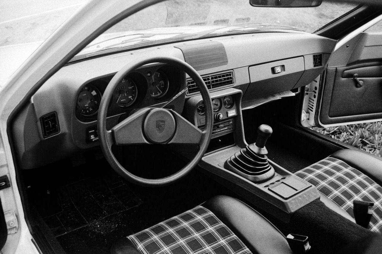 Car Interiors | Porsche 924, Car interior, Porsche