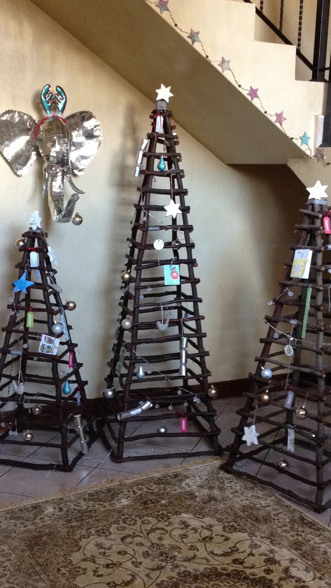 Our South African Christmas Trees African Christmas Alternative Christmas Tree Christmas Deco