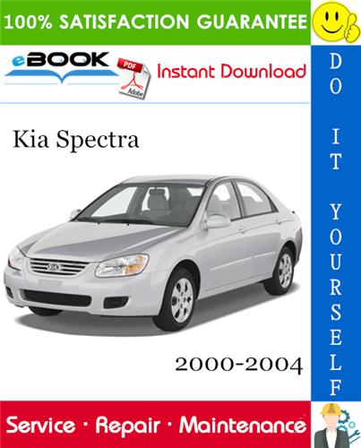 Kia Spectra Service Repair Manual 2000 2004 Download Repair Manuals Repair Kia