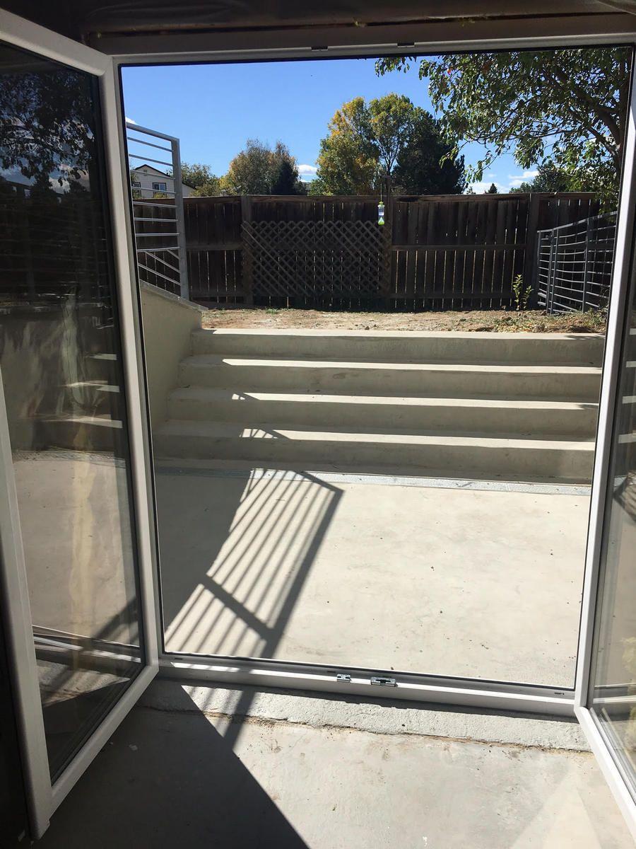 basement egress doors. denver walkout basements | sennett windows basement egress doors w & Basement Egress Doors Denver Walkout Basements | Sennett Windows ...