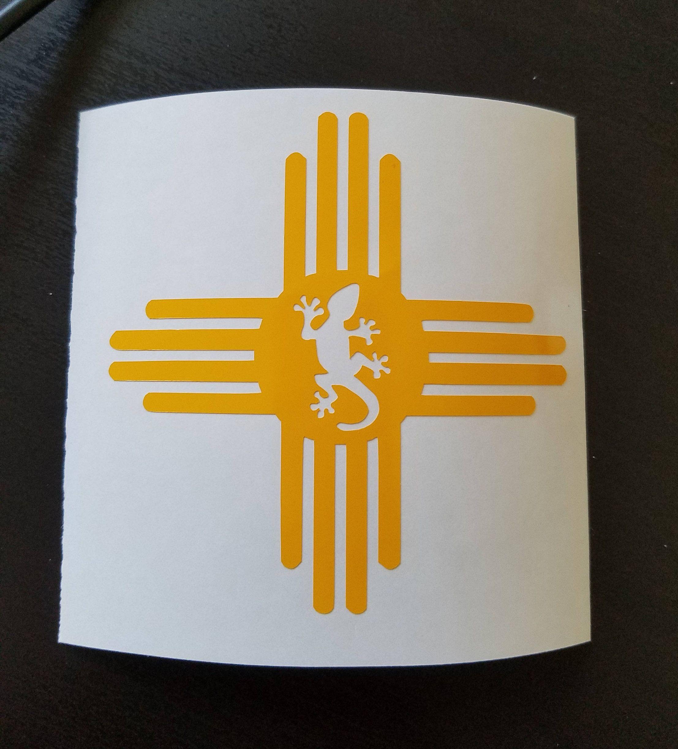 New Mexico Sun Flag