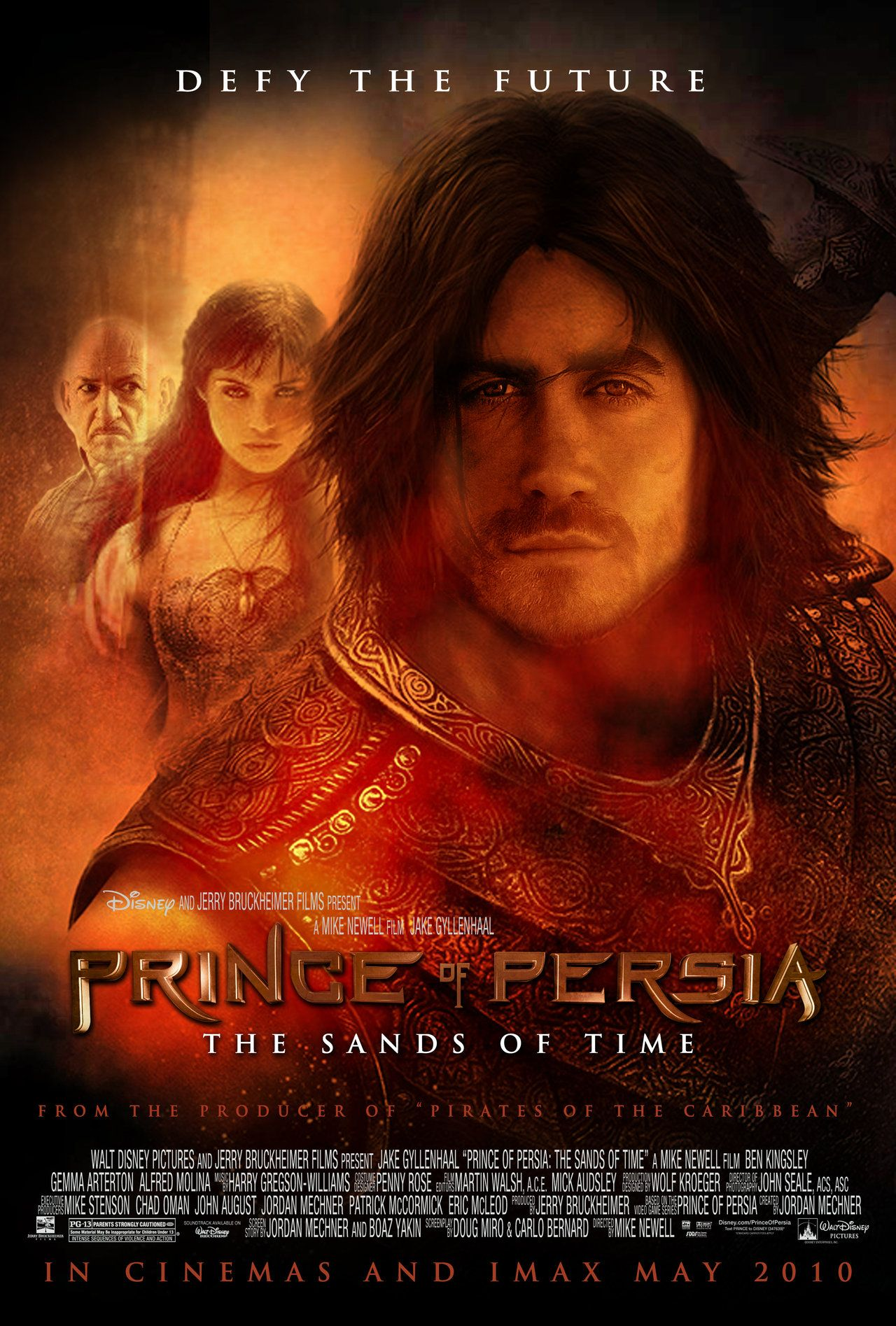 Prince Of Persia The Sands Of Time Really Action Packed And