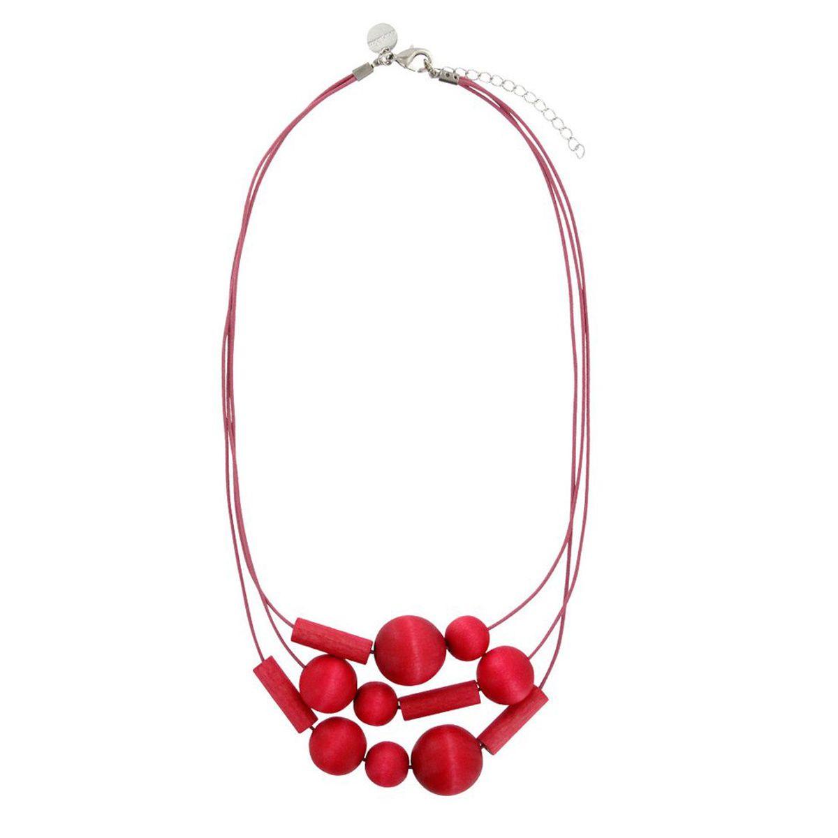 Aarikka Saame Kaula Raspberry Necklace