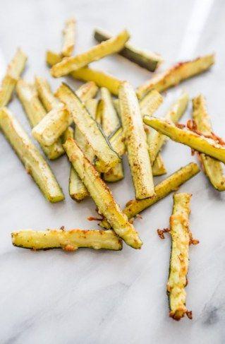 Zucchini-Pommes