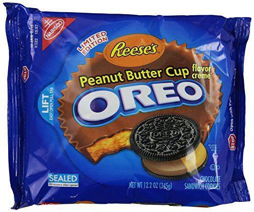 Nabisco Oreo Limited Edition Reese's Peanut Butter Cup Oreo http://www.amazon.com/dp/B00NLQV6PS/ref=cm_sw_r_pi_dp_q.8Evb0Q5K0W3