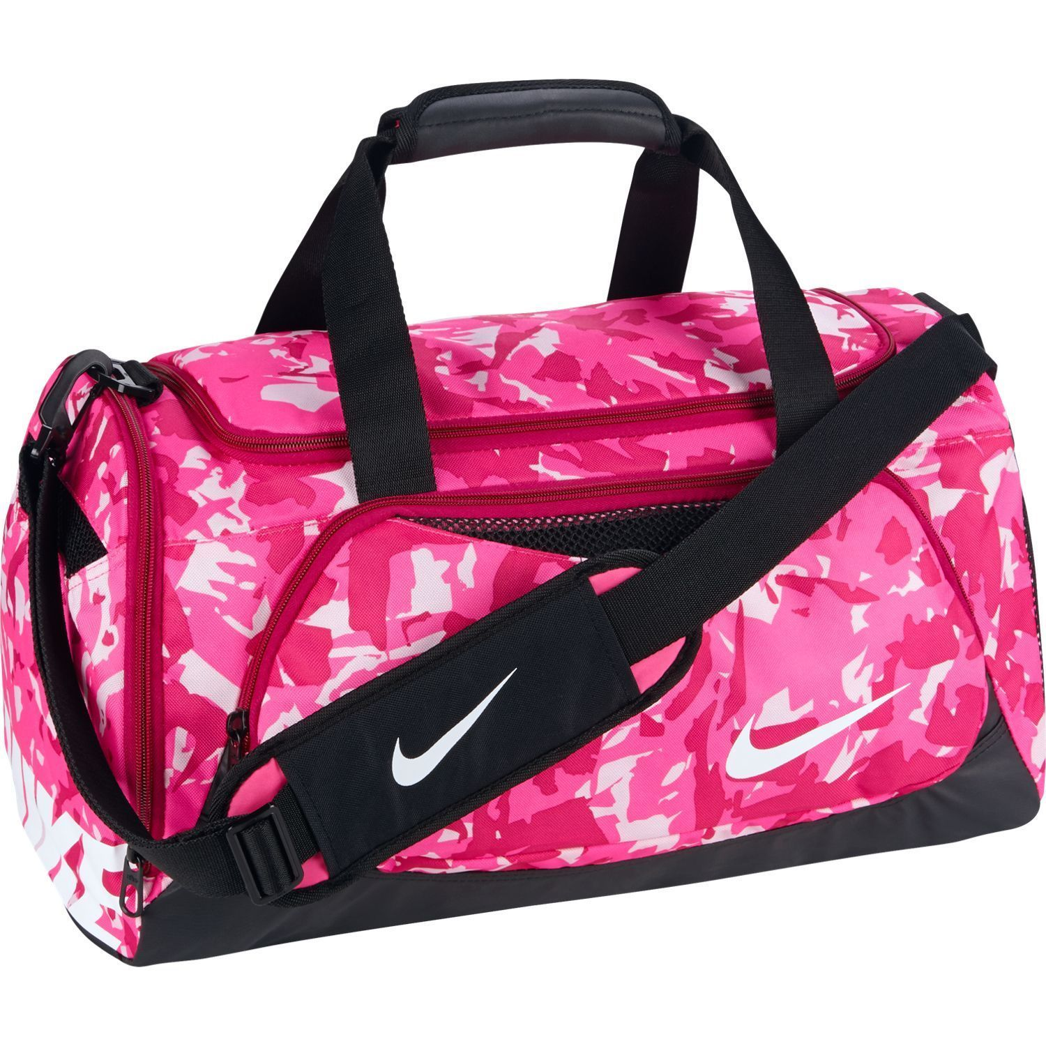 nike bright pink gear bags google search stuff to buy. Black Bedroom Furniture Sets. Home Design Ideas