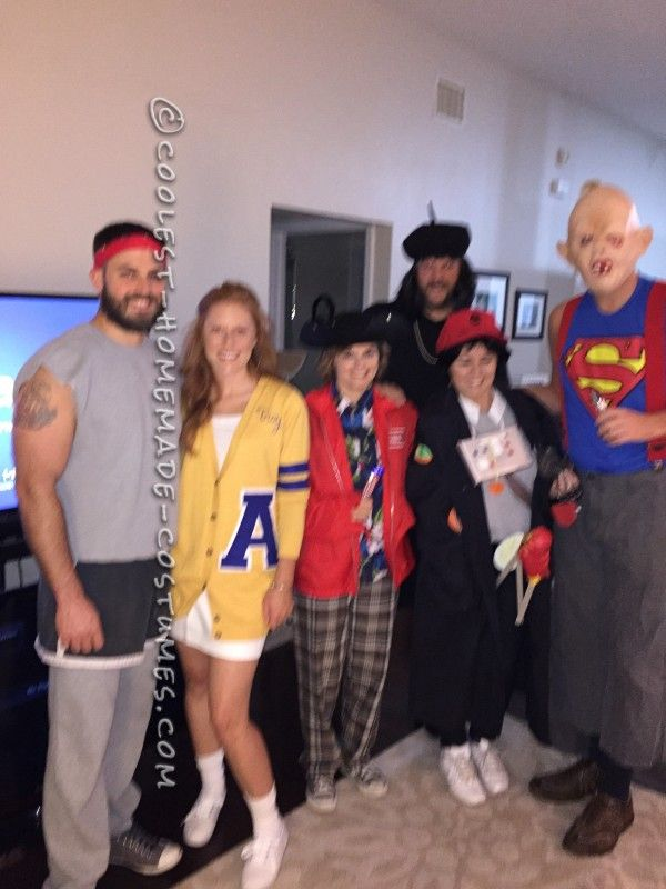 Group Costume Ideas Movie Theme