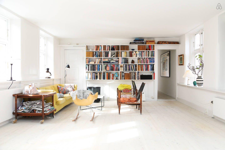 Studio Apartment To Rent In Copenhagen