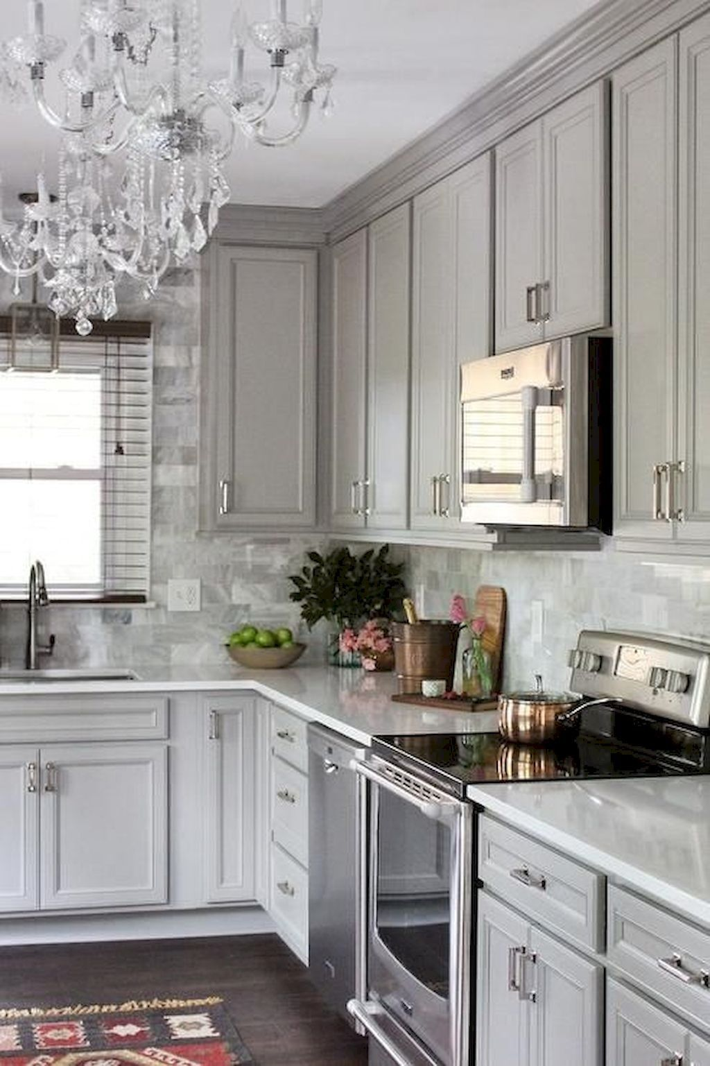 Best Heavenly Gray Kitchen Cabinet Design Ideas Kitchendesign 640 x 480