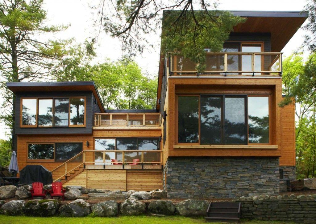 Desain Rumah Bambu Sederhana Murah Arsitektur Desain Rumah