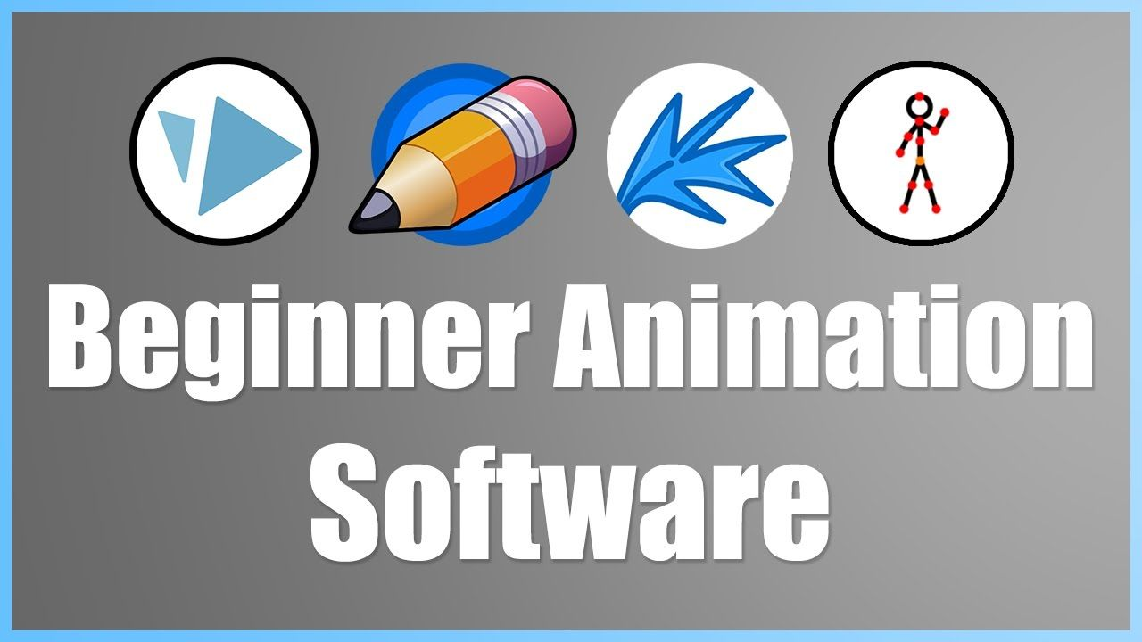 Recommended FREE 2D Animation Softwares