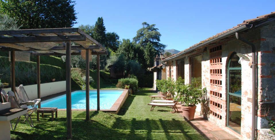 Villa I Gelsomini Tuscany Lucca http//www