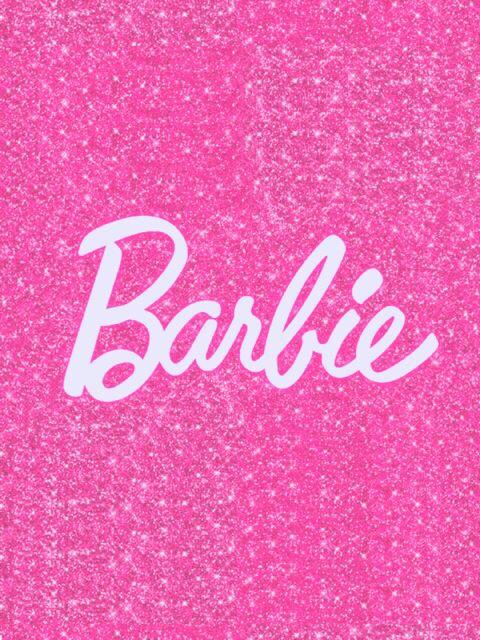 Glitter Barbie Logo : glitter, barbie, Http://weheartit.com/entry/127637903, Glitter,, Barbie, Girl,