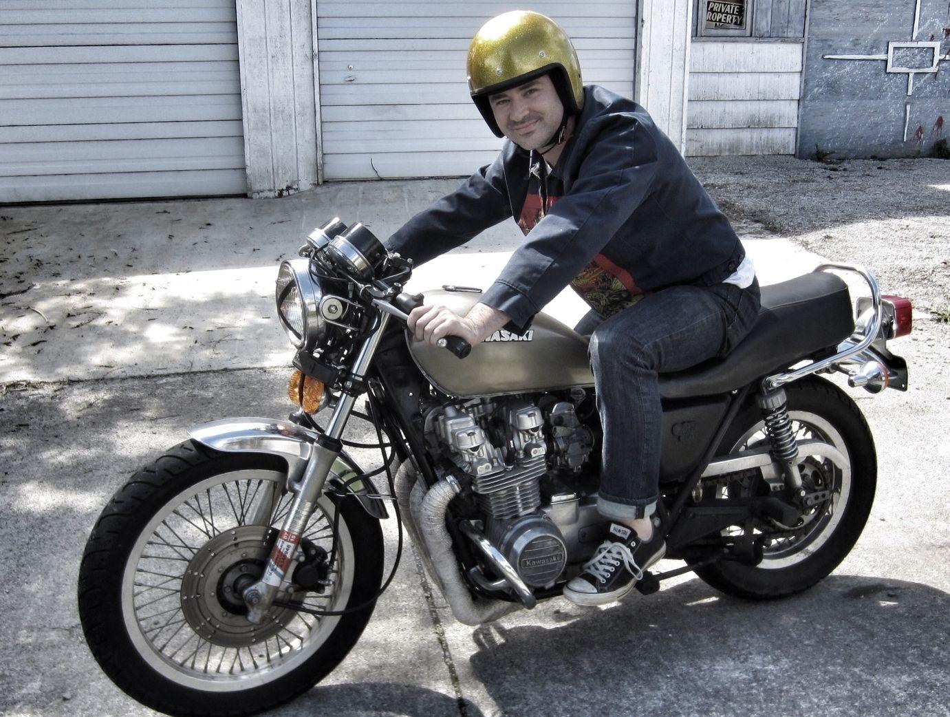 cafe racer. kz650 kawasaki | motorcycle | pinterest