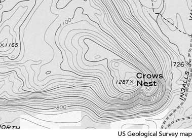 Definition Of Contour Map on