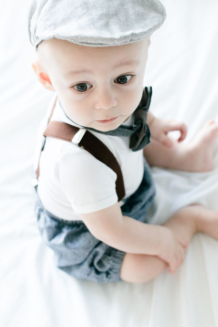 Milos Taufe In Mintgrün Mummyandminicom Fotos La Fille