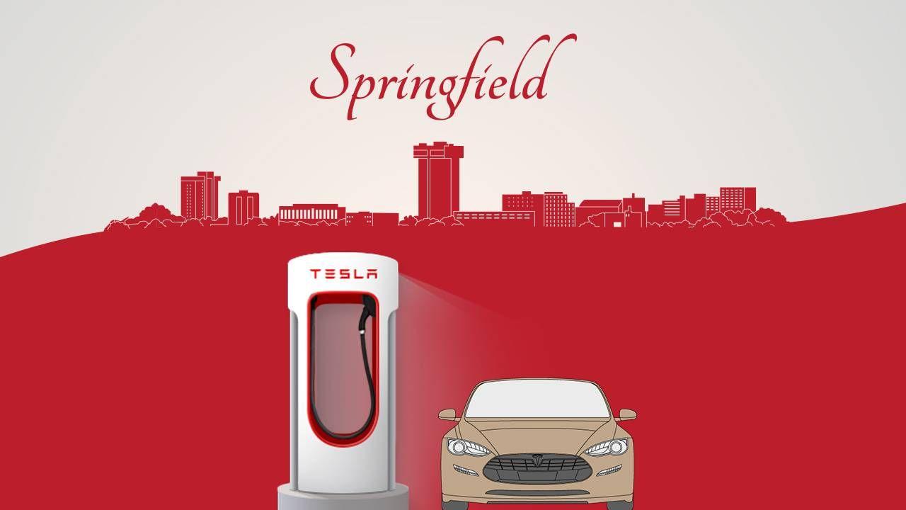 tesla motors inc tsla supercharger coming to springfield mo this fall tesla motors supercharger tesla pinterest