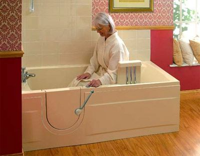 Know how Walk-in bathtub relax your body & mind via http ...
