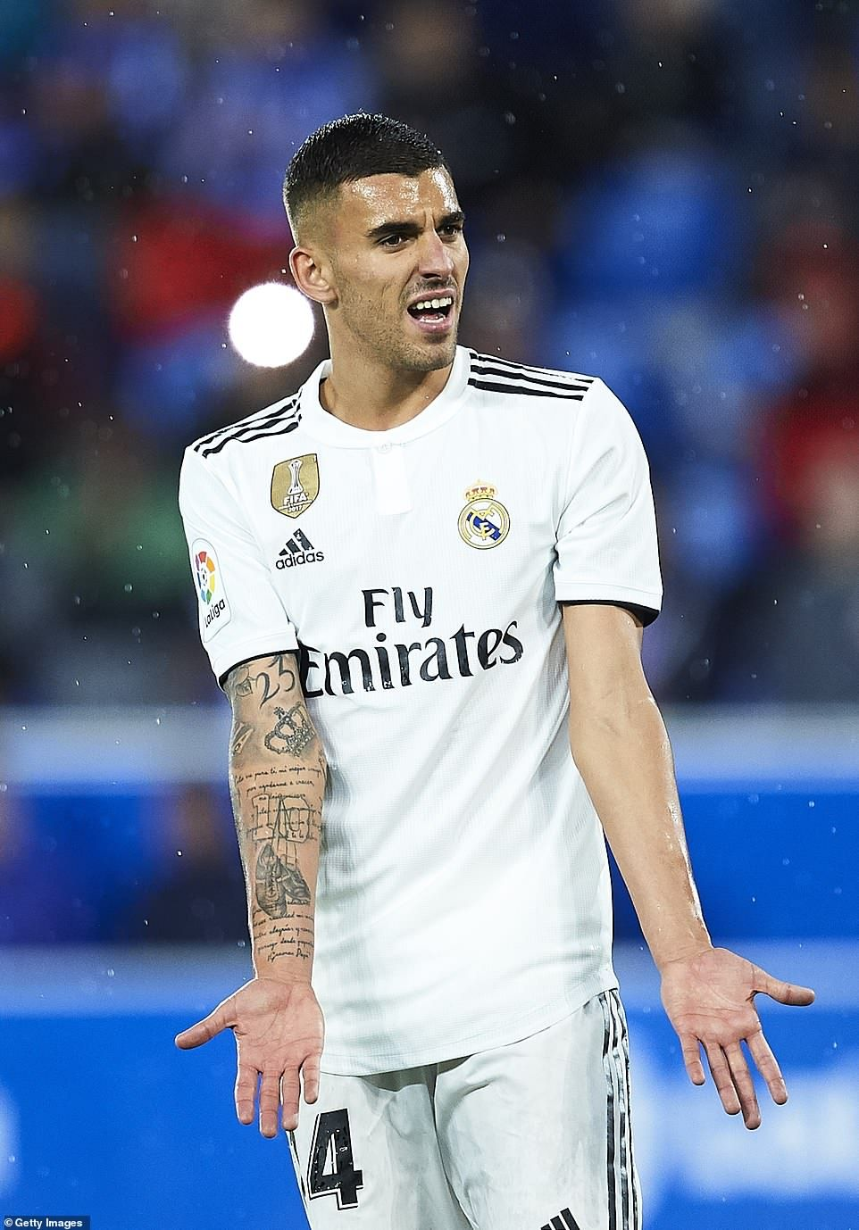 Dani Ceballos: Alaves 1-0 Real Madrid: Lopetegui on the ropes after another loss.  Four games without ...