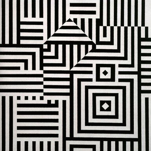 Geometric #TheNewShoreClub #design #blackandwhite