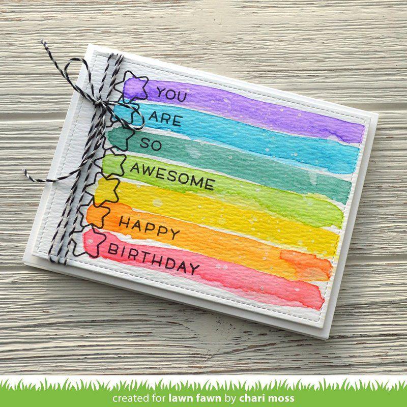Awesome Birthday Card Birthday Card Drawing Watercolor Birthday Cards Birthday Cards Diy