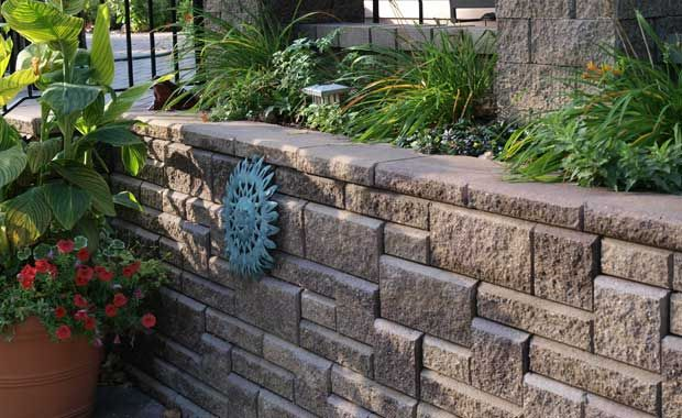 Allan Block Retaining Wall App Need An Estimate For Your Latest