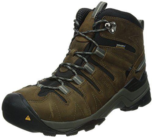 7cfa327c KEEN Men's Gypsum Mid Waterproof Hiking Boot in 2019 | Hiking boots ...