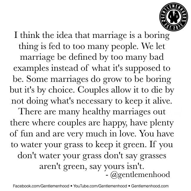 Pierre Alex Jeanty On Instagram Marriage Isn T Supposed To Be Boring Relationship Quotes Bored Quotes Quotes