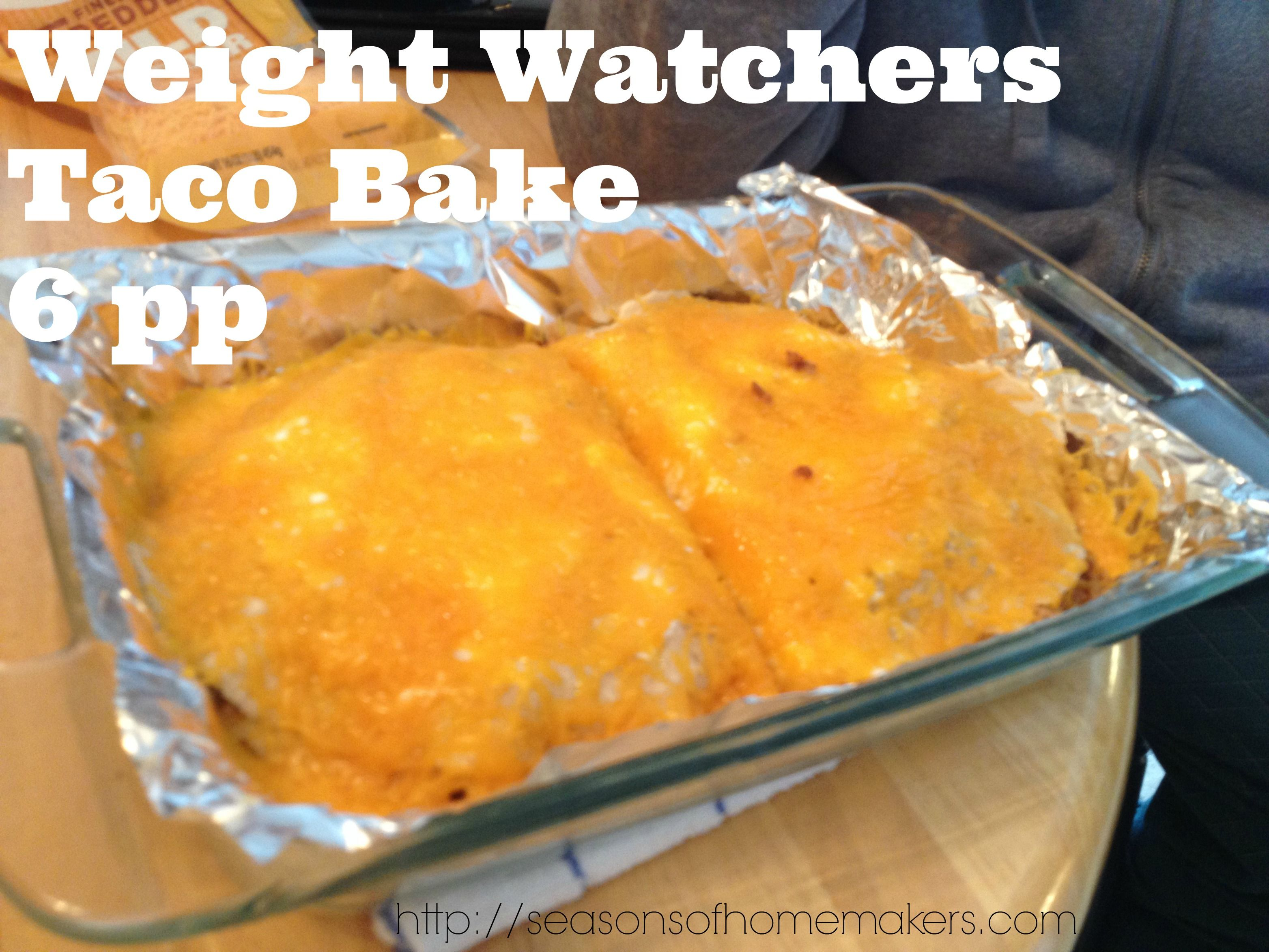 Taco Bake (6pp) on MyRecipeMagic.com