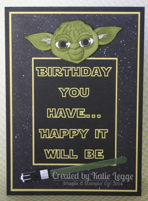 Star Wars Karte.May The 4th Be With You Card Ideas Misc Star Wars Geburtstag
