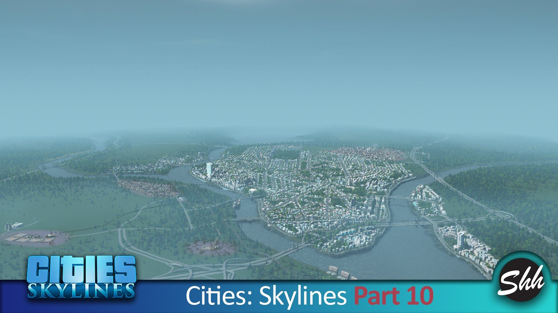 Citiesskylines Part 10 Like Share And Subscribe Https Www Youtube Com Watch V Dqrj Gie8fo City Skyline City Skyline